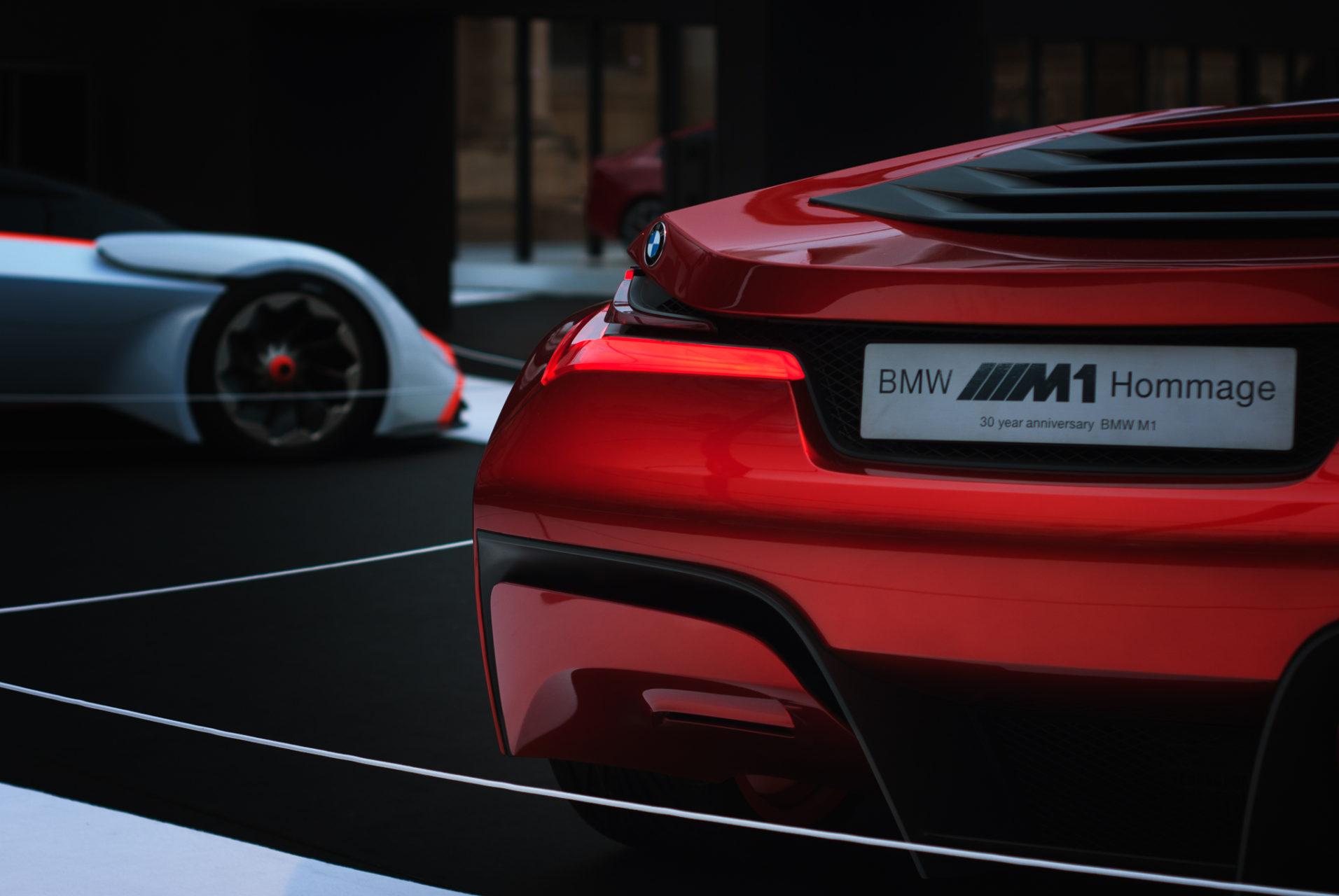 BMW M1 Heritage